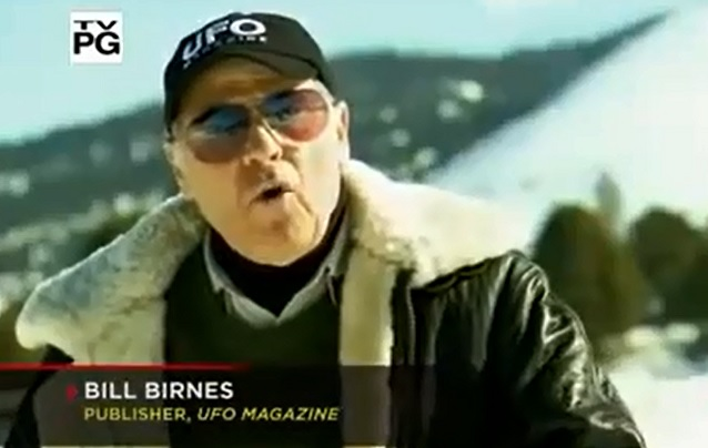 bill birnes height