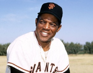 Willie Mays February 1970