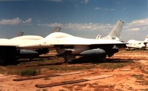 F16 Boneyard