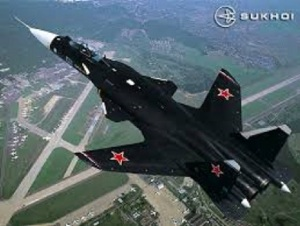 Sukhoi fighter SU41