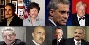 Obama Crime family