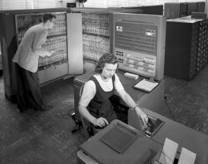 IBM_Electronic_Data_Processing_Machine